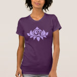 Tibetan Aum Lotus T-Shirt