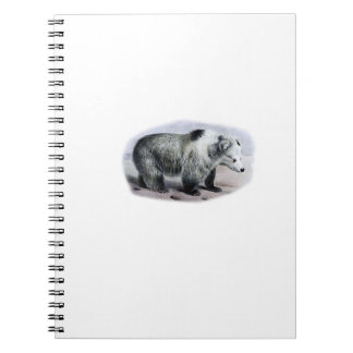 Tibetan Blue Bear Note Books