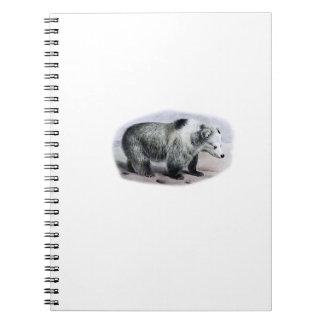 Tibetan Blue Bear Notebook
