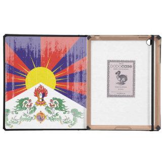 Tibetan Flag Covers For iPad