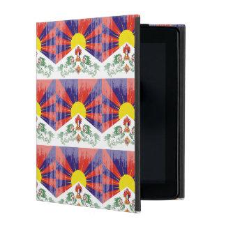 Tibetan Flag iPad Covers