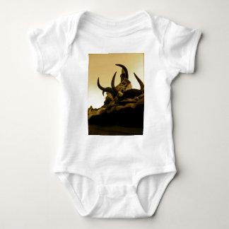 Tibetan Horns Baby Bodysuit