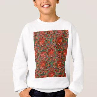 Tibetan Mandala Sweatshirt