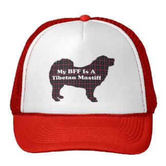 Tibetan Mastiff BFF Gifts Cap