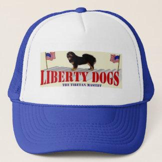 Tibetan Mastiff Trucker Hat