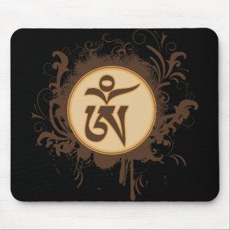 Tibetan Om Mouse Mat