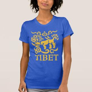 Tibetan Snow Lion Tshirts
