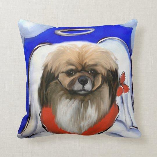Tibetan Spaniel Cushion
