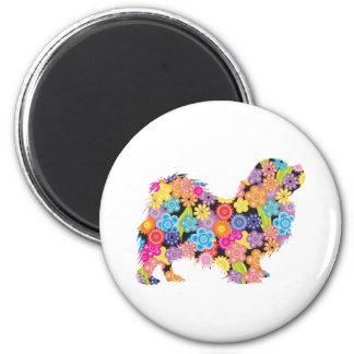 Tibetan Spaniel Magnet