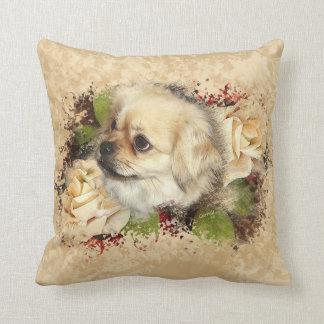 Tibetan Spaniel Pillow