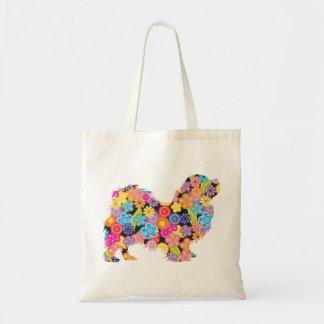 Tibetan Spaniel Budget Tote Bag