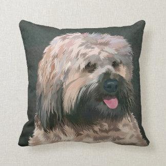 Tibetan Terrier Cushion