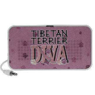 Tibetan Terrier DIVA Speaker