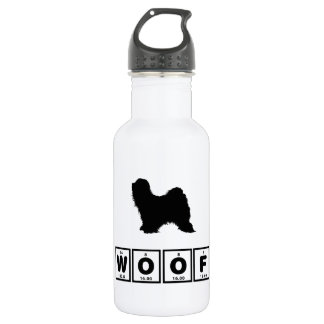 Tibetan Terrier 18oz Water Bottle