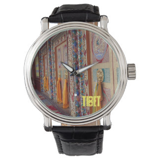 Tibetan Traditional Doors Watch