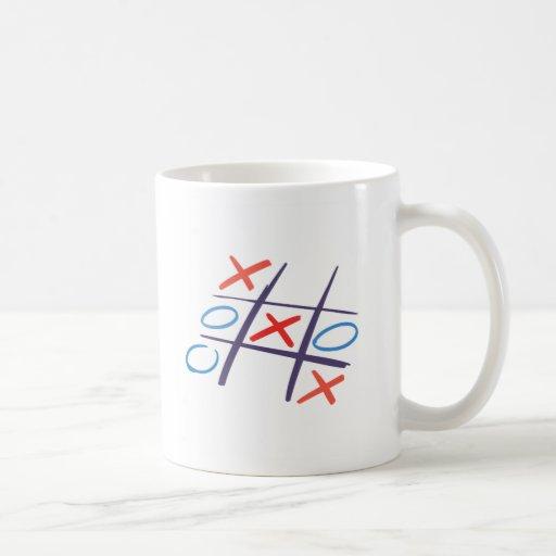 Tic Tac Toe Coffee Mug