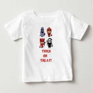 Tick or Treat Baby tee