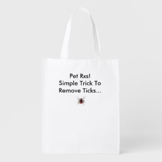 Tick Removal Recyclable Bags!