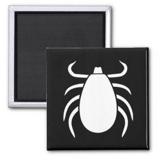 Tick Square Magnet