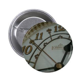 Tick Tock Pin