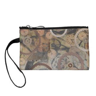 tick tock change purse