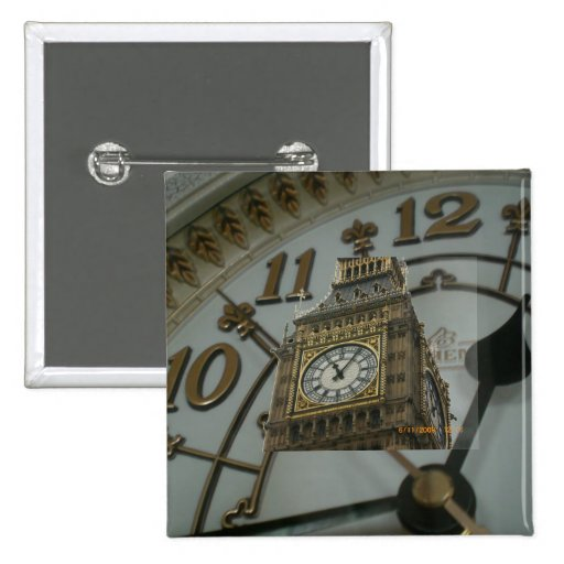 Tick tock Collection Pins