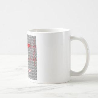 Tick tock for you basic white mug
