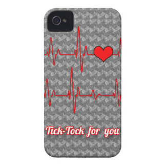Tick tock for you iPhone 4 Case-Mate cases