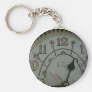 Tick Tock Key Ring