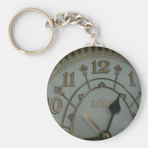 Tick Tock Key Chains