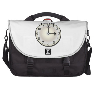 Tick Tock Laptop Bags