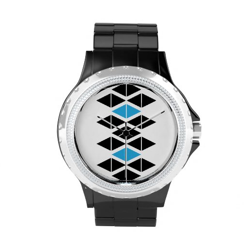 Tick Tock Time: Dimond Watch