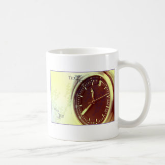 Tick Tock Watch Basic White Mug