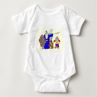 Tickety Boo and Friends Baby Bodysuit