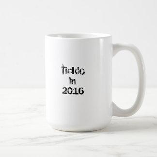 Tickle President mug 2016 moon shiners