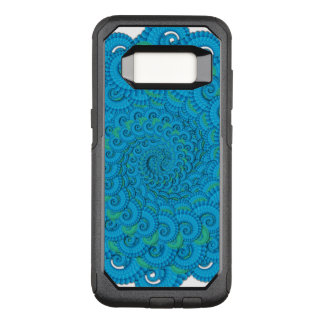 Tidal Mandala OtterBox Commuter Samsung Galaxy S8 Case