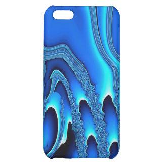 Tidal Wave - Designer iPhone 4 (indigo) iPhone 5C Cases