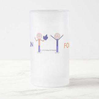 TidBits Mountain Football Coffee Mug
