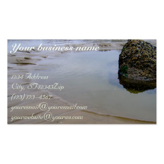 """""""Tide Circle"""" - Business Card"""