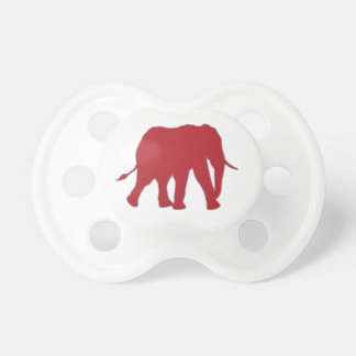 Tide For Tusks Elephant Pacy Baby Pacifier