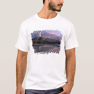 Tide Pool by Lighthouse T-Shirt