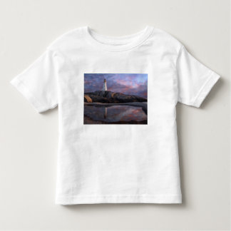 Tide Pool by Lighthouse Toddler T-Shirt