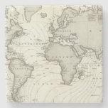 Tide-wave Atlas Map