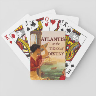Tides of Destiny Playing Cards
