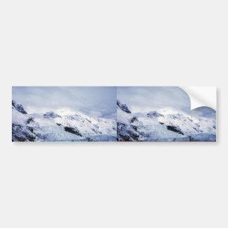 Tidewater Glacier in Prince William Sound Bumper Stickers