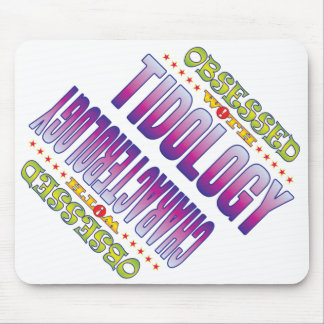 Tidology 2 Obsessed Mouse Pad