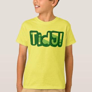 Tidy! Funny Welsh Slang Tee Shirt, Wales, Cymru