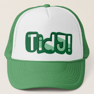 Tidy! Funny Welsh Slang Trucker Hat