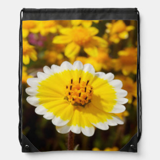 Tidy Tip Wildflowers Drawstring Bag
