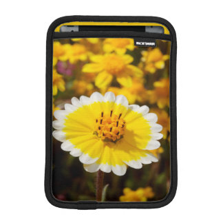 Tidy Tip Wildflowers iPad Mini Sleeve